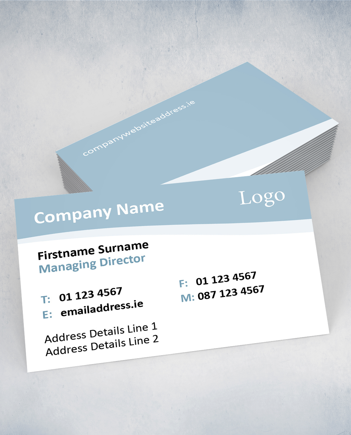Admailer from an post business cards gallery create your own colourmoves