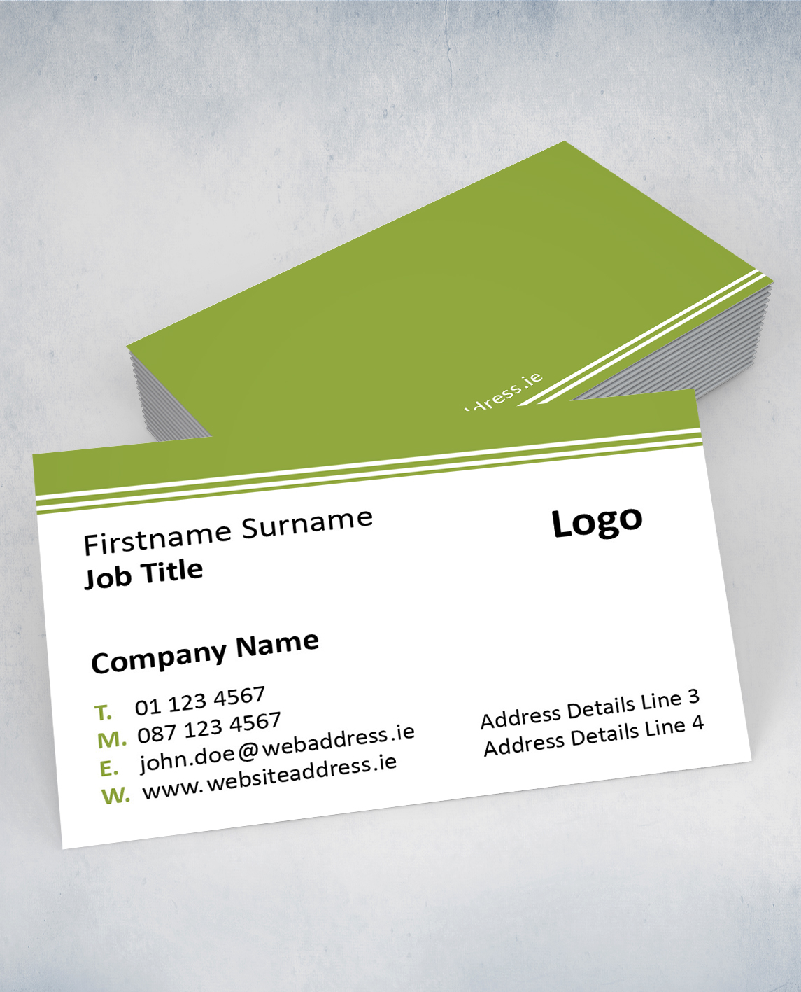 Cool business card titles for owners contemporary for Business card titles for owners